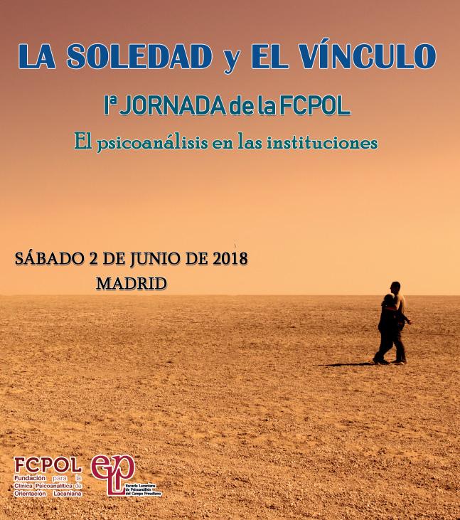 cartel 1ª Jornada FCPOL 2018