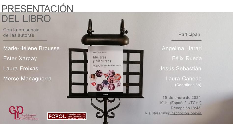presentacion libro mujeres-discursos m-h brousse